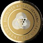 Goldmedaille Landesweinprämierung