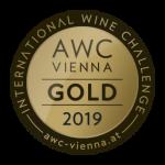 Goldmedaille International Wine Challenge Vienna 2019